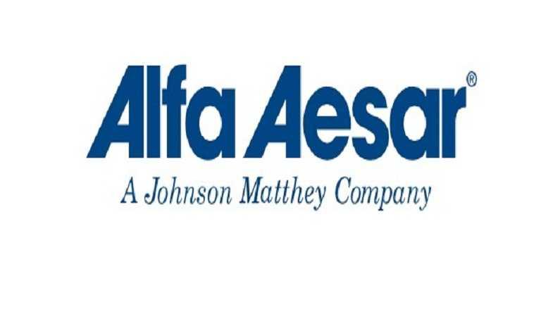 نمایندگی آلفا ایسر در ایران | نمایندگی alfa aesar در ایران