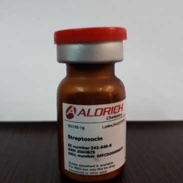 Streptozotocin یا streptozocin