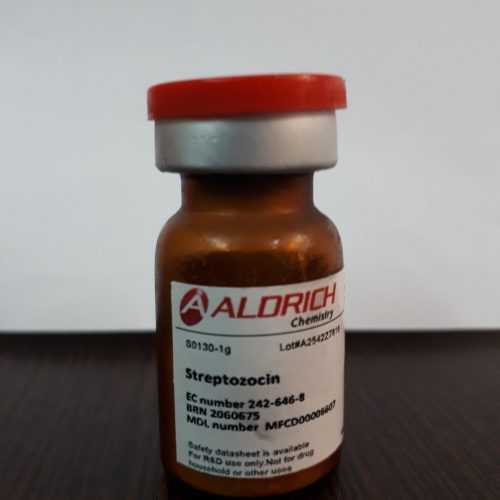 Streptozotocin, streptozocin, استرپتوزوتوسین, استرپتوزوکین, سرطان متاستاتیک, دیابت, DNA,