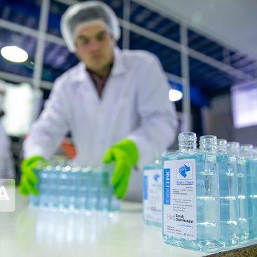 خرید مواد شیمیایی ضدعفونی کننده برای نابودی ویروس کرونا + آموزش ساخت در منزل